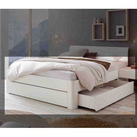HASENA Fine Line Komfortbettrahmen Bellissimo mit Bettkasten