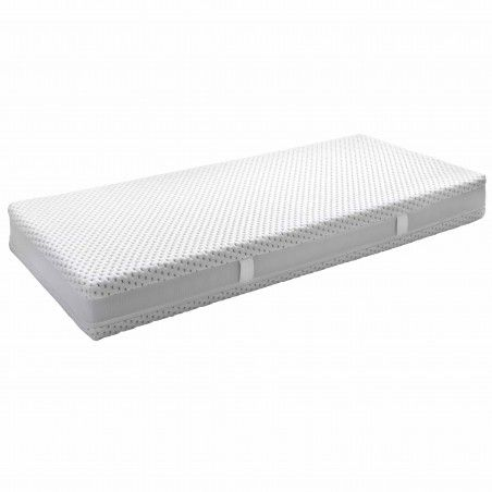 HASENA Ultraconfort 7 Zonen Kaltschaummatratze Sandwich H4 160x210