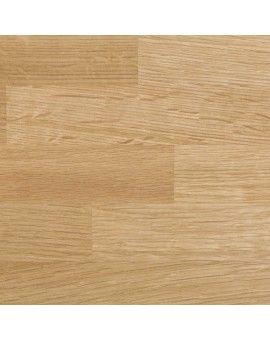 HASENA Oak Bianco Eiche Bett Pesaro 20 mit Kopfteil Lecco weiß 100x200, Betten