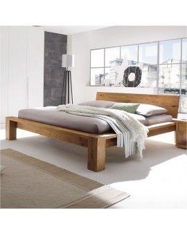 vaja set seniorenbett eiche dekor verstellbarem lattenrost 100x200. Black Bedroom Furniture Sets. Home Design Ideas