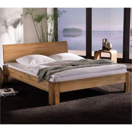 HASENA Oak Line Bett Modul 18 Lisio Füße Ronda 20 Eiche natur 90x200