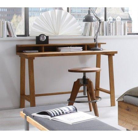 HASENA Oak Wild Wildeiche Schreibtisch Schminktisch Coset