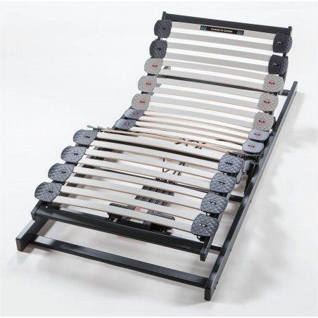 HASENA Ultrafree-Tec Motorrahmen Flachrahmen elektrisch verstellbar 140x200