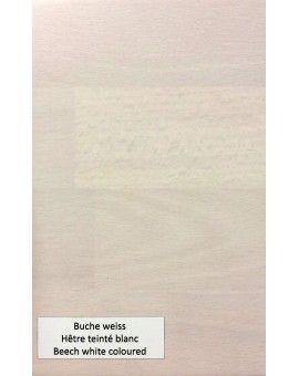 HASENA Wood Line Lovara Kommode 4 Schubladen Buche weiß
