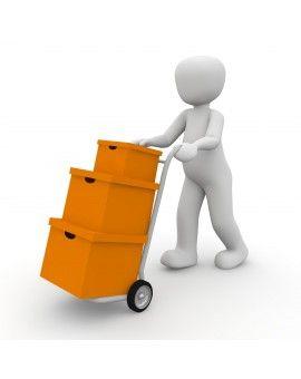 Komfort Lieferservice Paket 2 | Vertragung & Verpackungsrücknahme