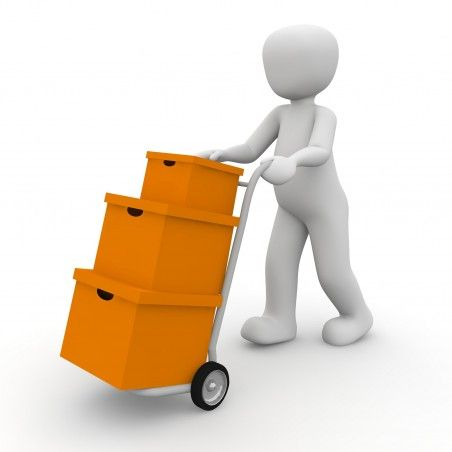Komfort Lieferservice Paket 3   Vertragung, Verpackungsrücknahme & Montage