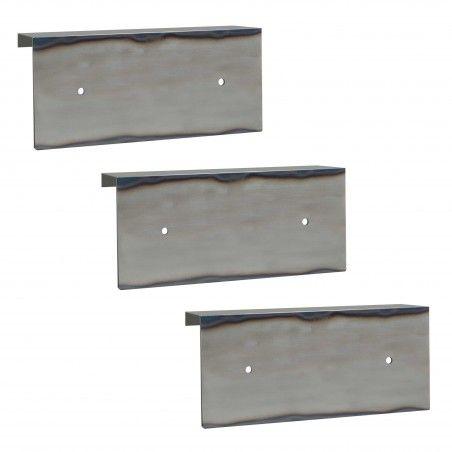HASENA Metall Abdeckung Plakette Placo iron für Cessa Kommoden