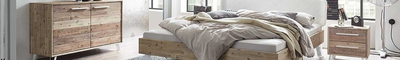 Hasena Factory Chic Betten, Kommoden, Massivholzmöbel und Accessoires