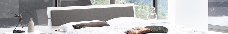 Kopfteilpolster für Hasena Fine Line Moderno Holzkopfteile