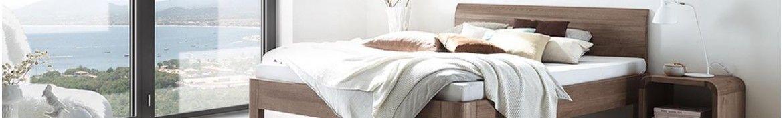 Hasena Oak Stone grey Massivholz Eichebetten und Möbel bei iodormo