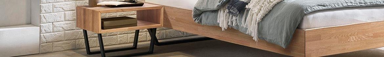Moderne Hasena Trento Nachttische und Kommoden aus Massivholz
