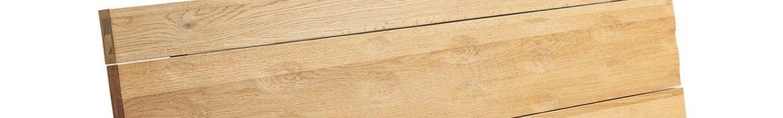 Hasena Kopfteile perfekt passend für Oak Bianco Eiche Bettrahmen