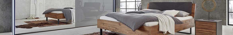 Hasena Oak Wild Massivholzbetten und Möbel aus Wildeiche bei iodormo